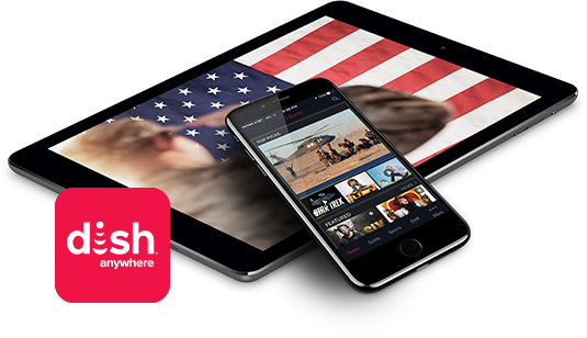 DISH Anywhere from Meadows Electronics in Celina, TN - A DISH Authorized Retailer